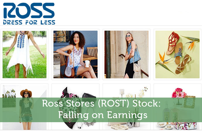 Ross Stores (ROST) Stock: Falling On Earnings