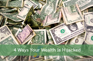 Wealth Without Stocks or Mutual Funds-by-4 Ways Your Wealth Is Hijacked
