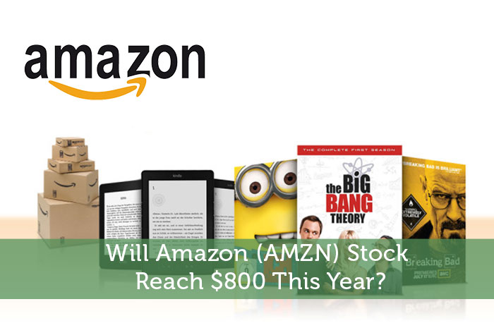 Will Amazon (AMZN) Stock Reach $800 This Year?