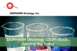 ZIOPHARM Oncology (ZIOP) Stock: Gaining Big Today