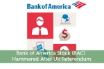 Bank of America Stock (BAC) Hammered After UK Referendum