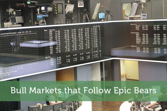 Bull Markets that Follow Epic Bears