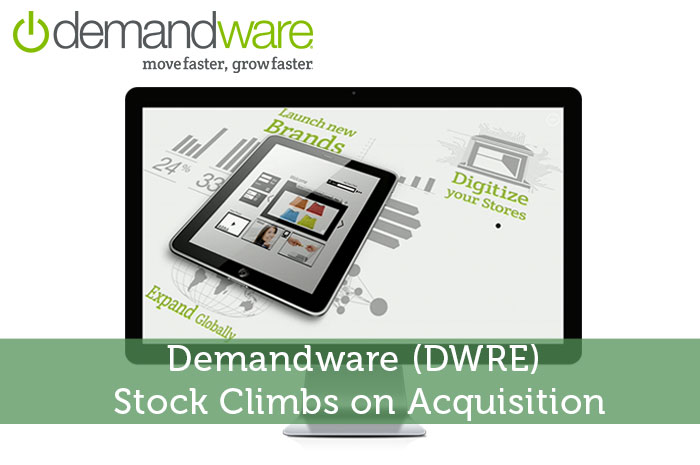Demandware (DWRE) Stock Climbs on Acquisition