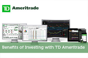 Benefits of Investing with TD Ameritrade