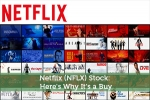 Netflix (NFLX) Stock: Here's Why It's A Buy