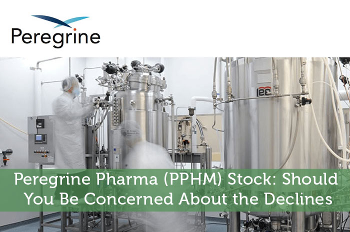 Peregrine Pharma (PPHM) Stock: Should You Be Concerned About the Declines