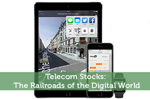 Roadmap2Retire-by-Telecom Stocks: The Railroads of the Digital World