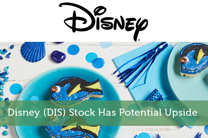 Disney (DIS) Stock Has Potential Upside