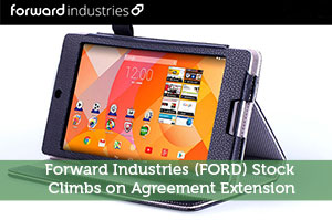 Forward Industries (FORD) Stock Climbs on Agreement Extension
