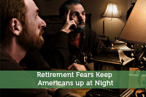 Retirement Fears Keep Americans up at Night