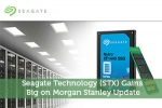 Seagate Technology (STX) Gains Big on Morgan Stanley Update