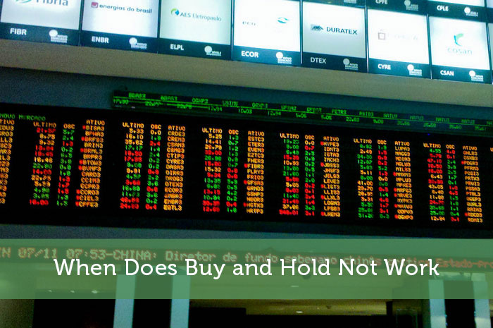 When Does Buy and Hold Not Work