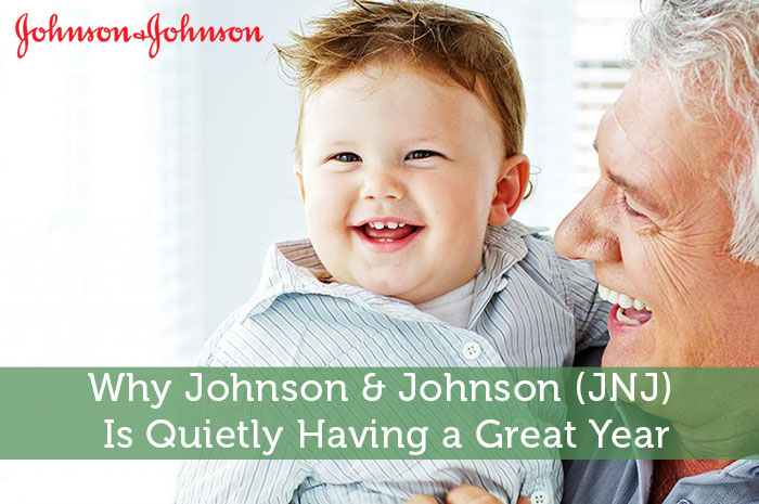 Why Johnson & Johnson (JNJ) Is Quietly Having a Great Year