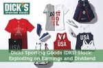 Dicks Sporting Goods (DKS) Stock: Exploding on Earnings and Dividend