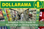Dollarama (DOL) Shares hit Record High on Strong Earnings