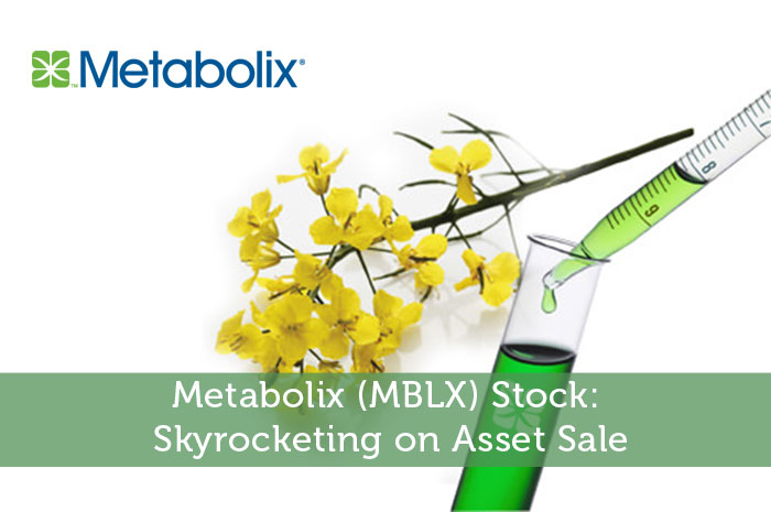 Metabolix (MBLX) Stock: Skyrocketing on Asset Sale