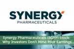Synergy Pharmaceuticals (SGYP) Stock: Why Investors Don't Mind Poor Earnings