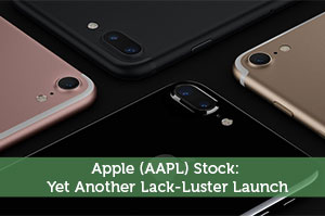 Apple (AAPL) Stock: Yet Another Lack-Luster Launch