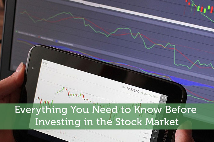 Everything You Need To Know Before Investing In The Stock Market Modest Money