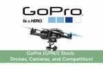 GoPro (GPRO) Stock: Drones, Cameras, and Competition!