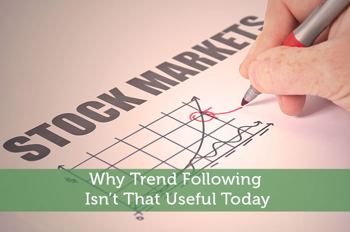 Why Trend Following Isn't That Useful Today