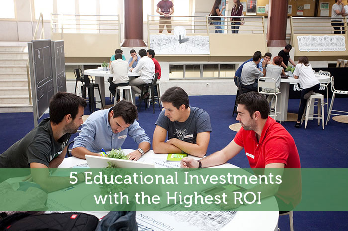 5 Educational Investments with the Highest ROI