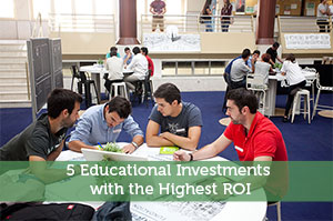 Jeremy Biberdorf-by-5 Educational Investments with the Highest ROI