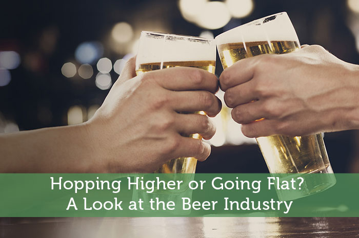 Hopping Higher or Going Flat? A Look at the Beer Industry