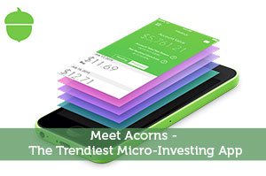 Ali Tarafdar, QFOP-by-Meet Acorns – The Trendiest Micro-Investing App