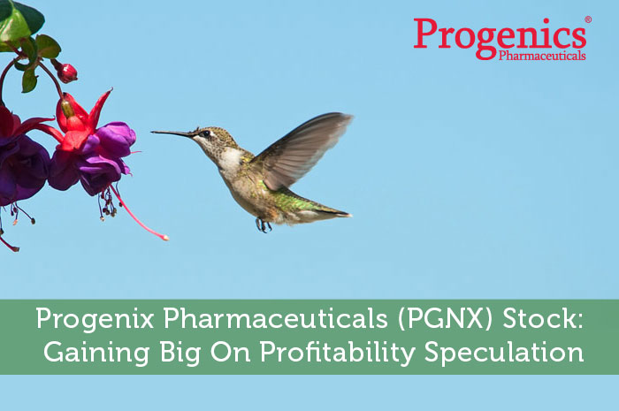 Progenix Pharmaceuticals (PGNX) Stock: Gaining Big On Profitability Speculation