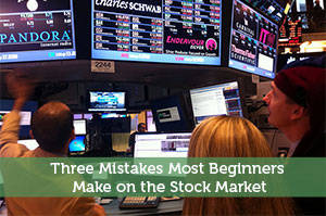 Spencer Mecham-by-Three Mistakes Most Beginners Make on the Stock Market