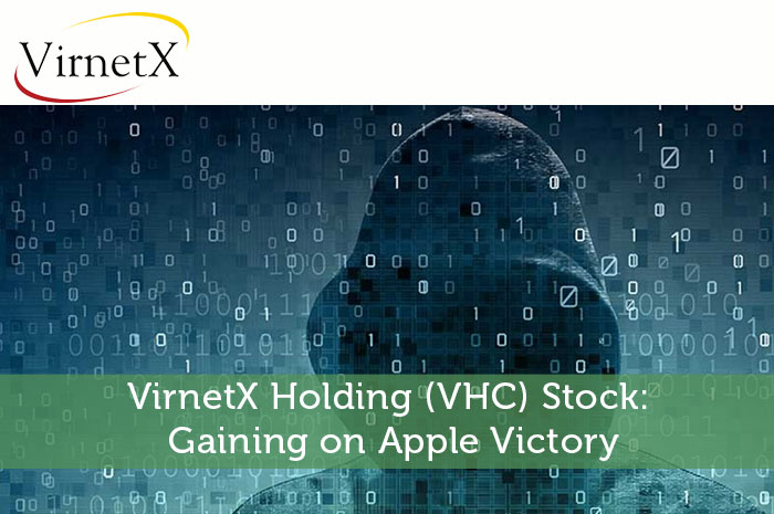 VirnetX Holding (VHC) Stock: Gaining on Apple Victory