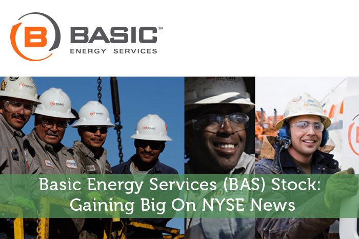 Basic Energy Services, (NYSE:BAS), Hanesbrands, (NYSE:HBI)