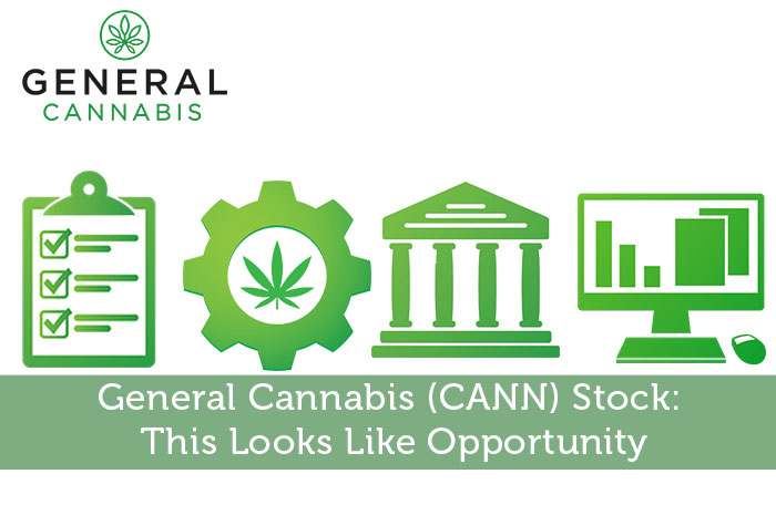 General Cannabis (CANN) Stock: This Looks Like Opportunity