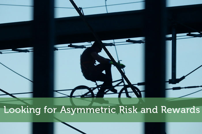 Looking for Asymmetric Risk and Rewards