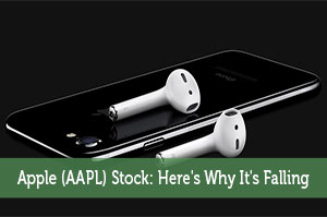 Apple (AAPL) Stock: Here's Why It's Falling