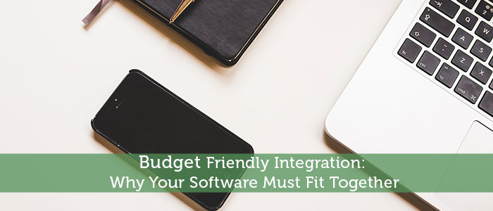 Budget Friendly Integration: Why Your Software Must Fit Together