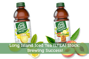 Long Island Iced Tea (LTEA) Stock: Brewing Success!