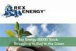 Rex Energy (REXX) Stock: Struggling to Stay in the Green
