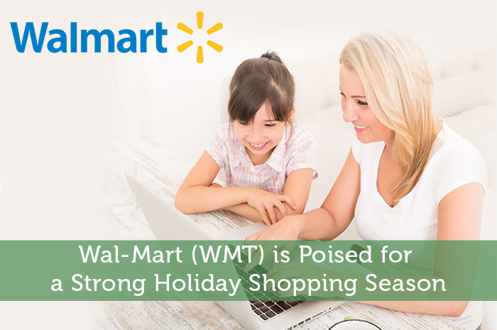 Wal-Mart (WMT) is Poised for a Strong Holiday Shopping Season