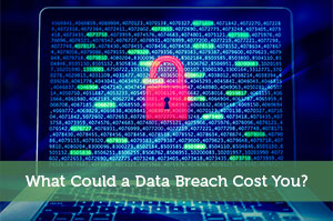 What Could a Data Breach Cost You?