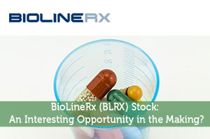 BioLineRx (BLRX) Stock: An Interesting Opportunity in the Making?