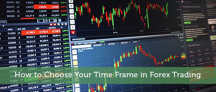How to Choose Your Time Frame in Forex Trading