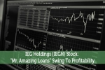 "IEG Holdings (IEGH) Stock: ""Mr. Amazing Loans"" Swing To Profitability"