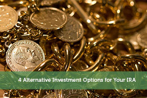 Spencer Mecham-by-4 Alternative Investment Options for Your IRA