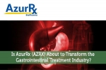 Is AzurRx (AZRX) About to Transform the Gastrointestinal Treatment Industry?