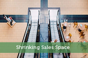 Kevin-by-Shrinking Sales Space