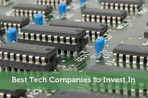 Best Tech Companies to Invest In