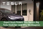 Expert Stock Pickers: Ron Baron's Big Tesla Stock Bet (and Why I Disagree)
