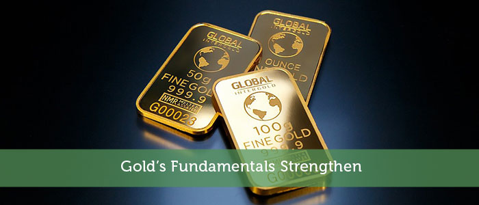 Gold's Fundamentals Strengthen